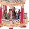 Nativity Candelabra