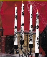 Halloween Candelabra on sale & Candles