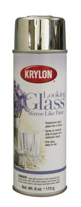 Krylon mirror Looking Glass Mirror Like Aerosol Spray Paint