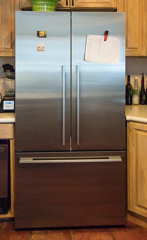 new refrigerator