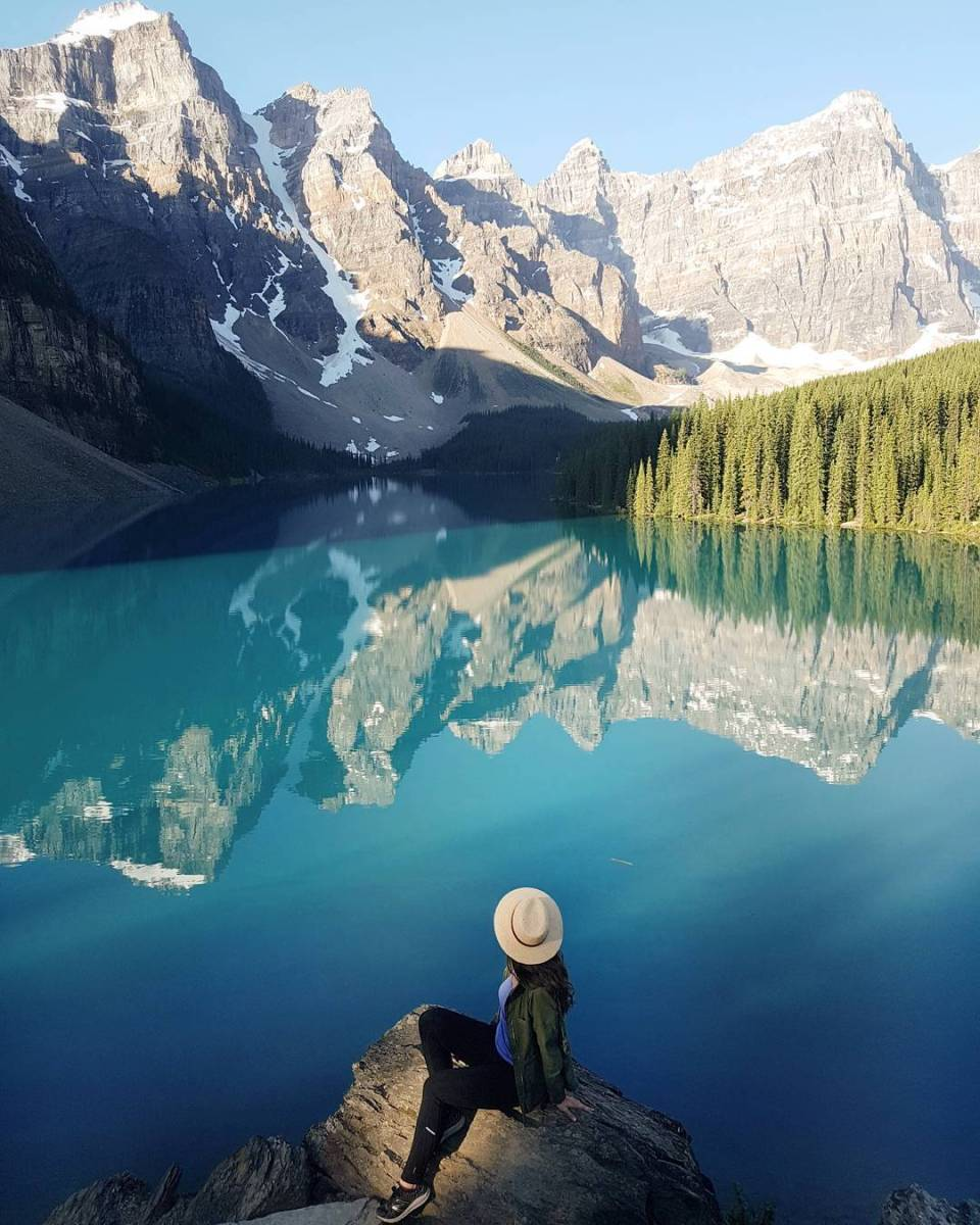 The Best Lakes to See in Banff, Canada