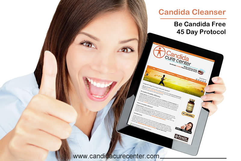 ccws candida cleanser treatment protocol