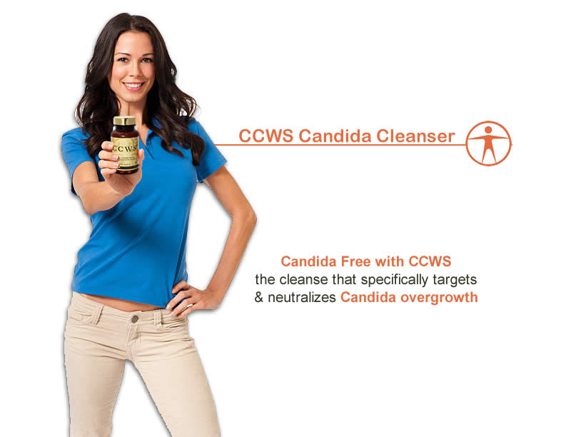 ccws for candida overgrowth