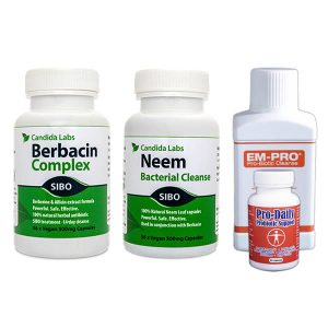 Sibo Treatment Pack with Probiotics