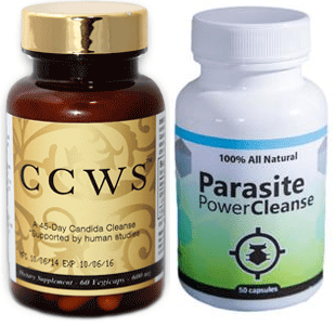 ccws candida cleanser parasite pack