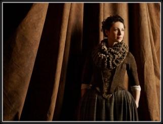 Caitriona Balfe as Claire Randall