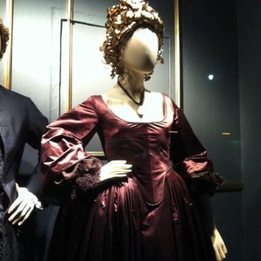 OL S2 burgundy dress 3