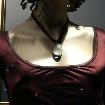 OL S2 burgundy dress 4