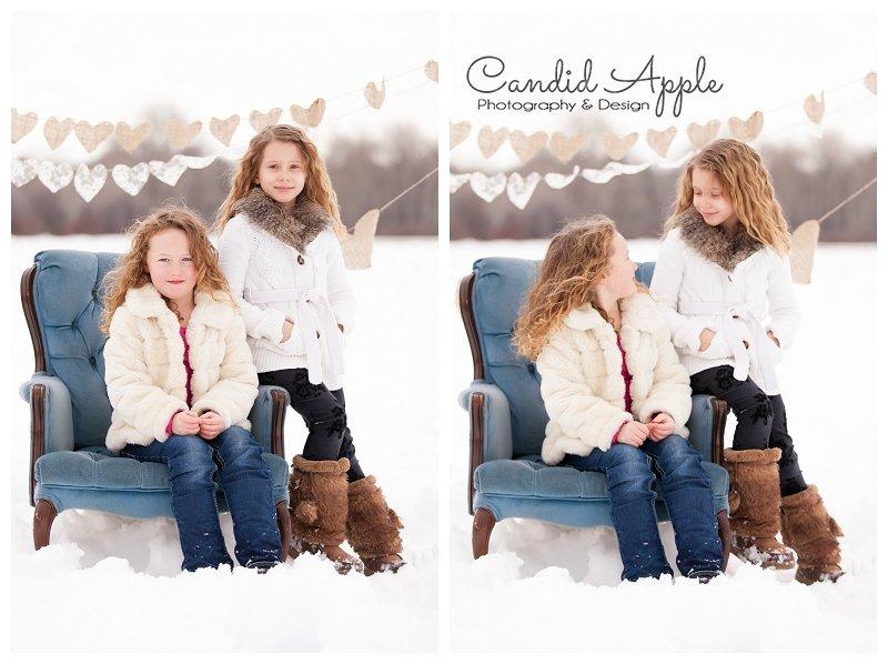 Country Valentine | Savannah & Simone
