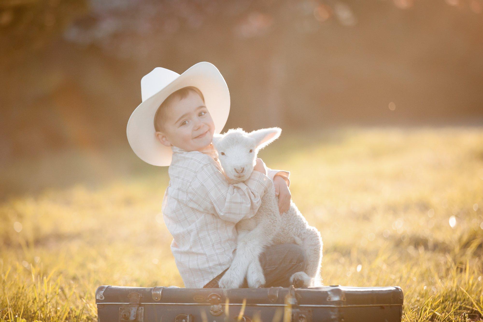 Marcus   Springtime On the Farm