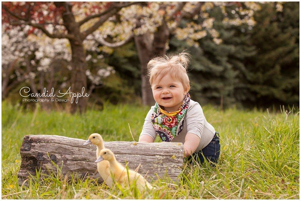 Heidi | Springtime On the Farm