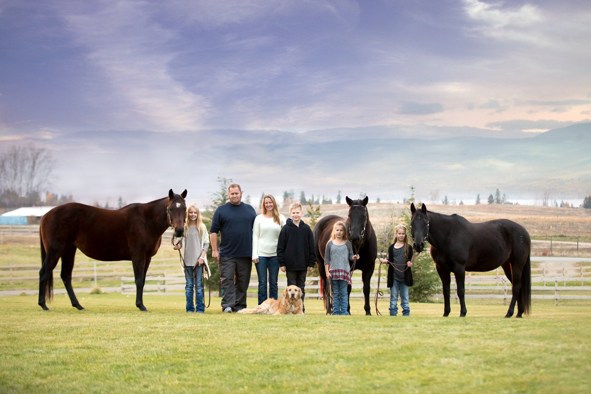 The Jardine Family | Equine Lifestyle