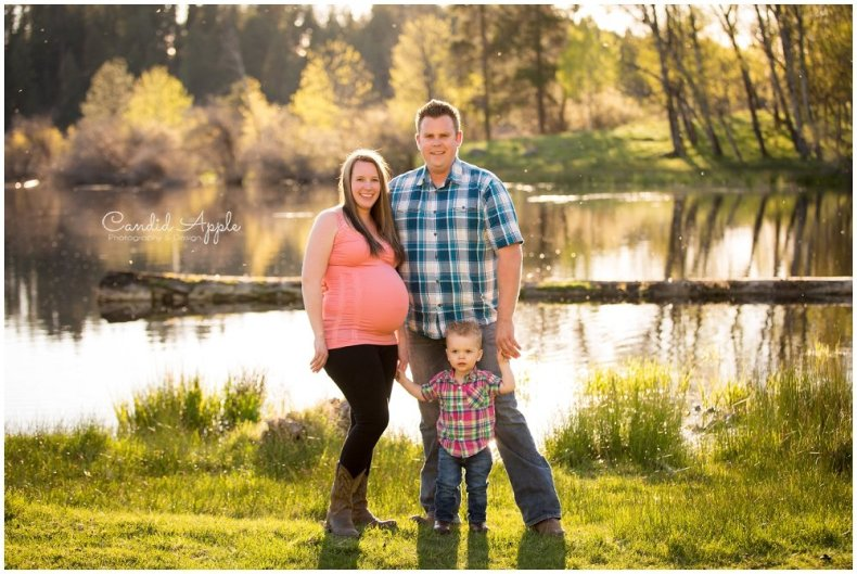 Family at Seven Half Diamond Ranch