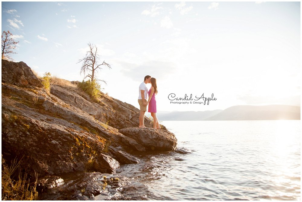 Jason & Laura | Bertram Creek Park Engagement