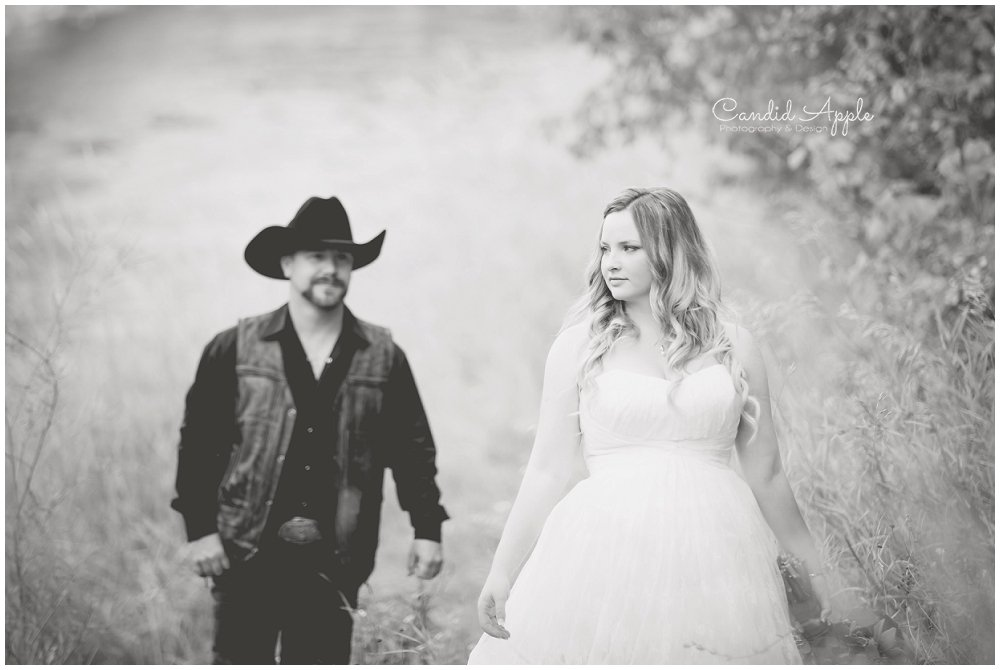 Dustin & Lindsey | Falkland Ranch – Country Wedding