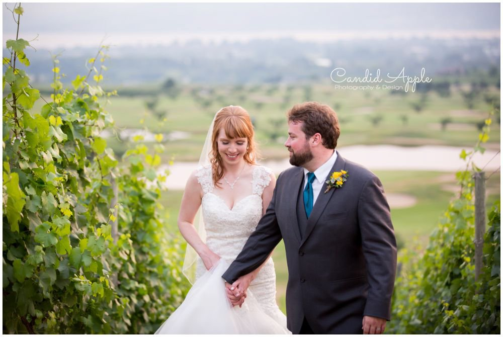 Dan & Lisa | Harvest Golf Club Wedding