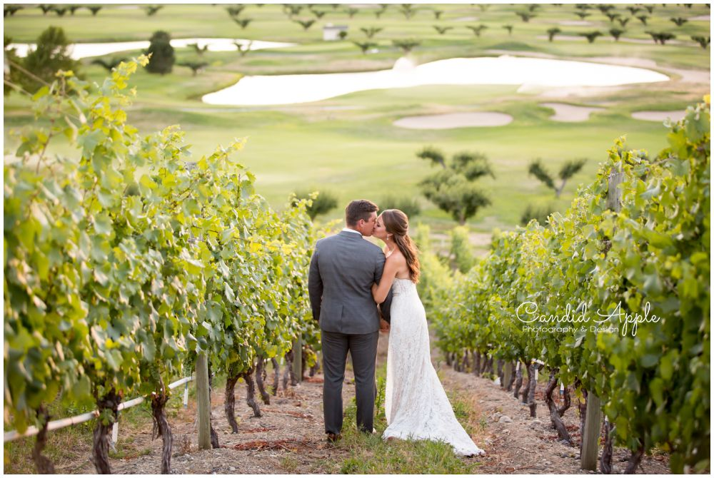 Jason & Laura | Harvest Golf Club Wedding