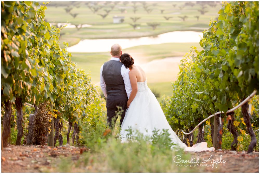 Larry & Lauren | Harvest Golf Club Wedding