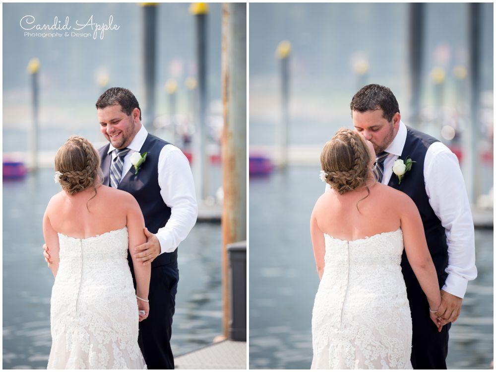 Cory & Steph   Shuswap Wedding - Candid Apple Photography
