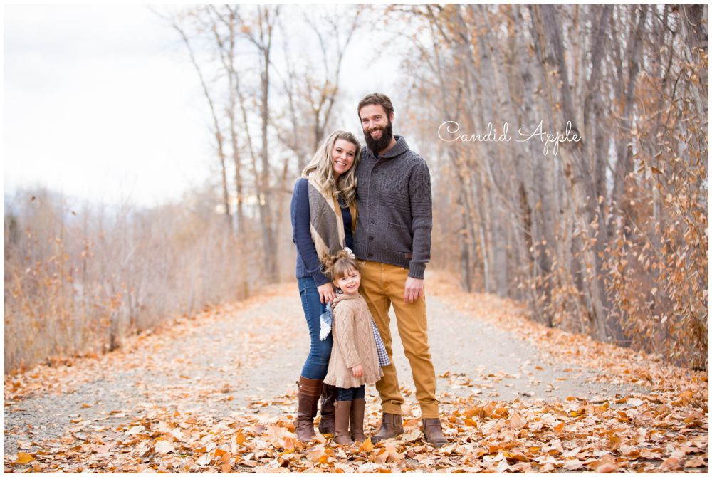 The Abraham Family | Celebrate Fall