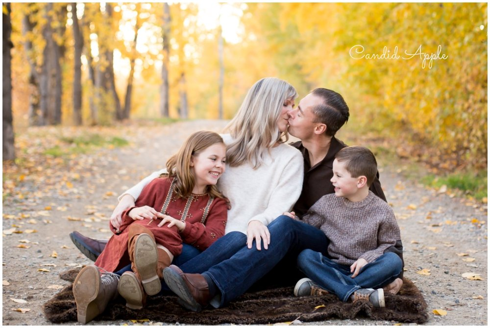The Scott Family | Celebrate Fall