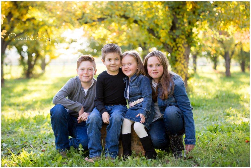 The Ferguson Family | Kelowna Orchard