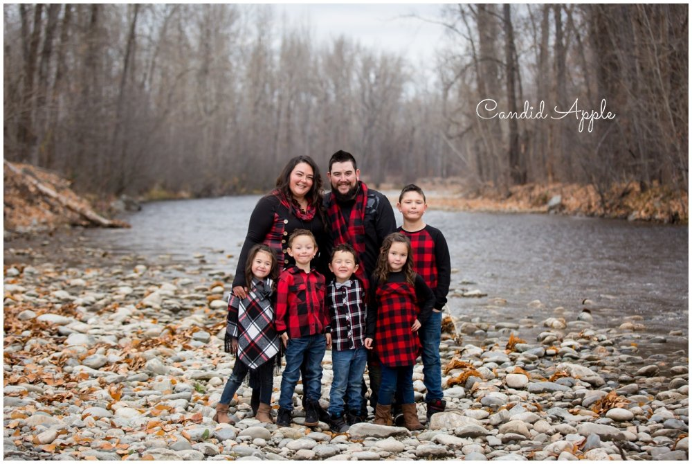 The Marchand Family | Celebrate Fall