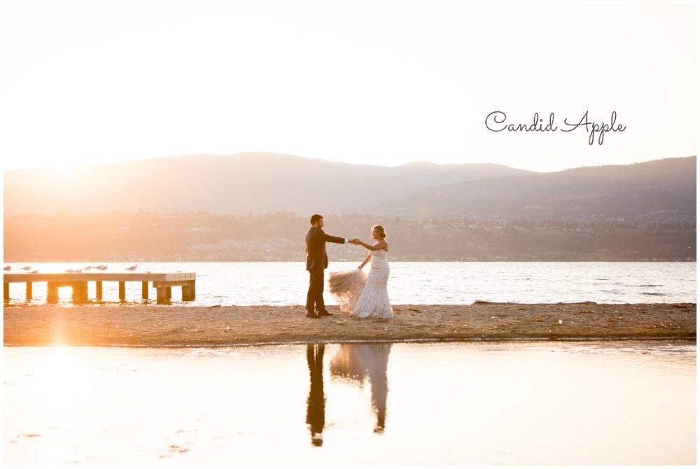 Ana & Steve | Manteo Resort, Kelowna Wedding