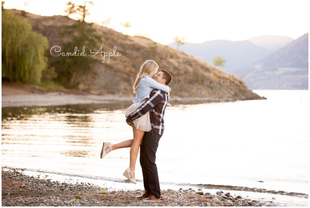 Emily & Paul | Kelowna Engagement