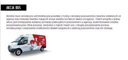 akcja bus