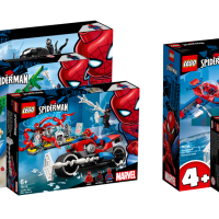 5 sets from the 2019 LEGO Spider-Man line revealed