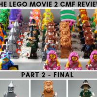 LEGO Review 71023 LEGO Movie 2 Collectible Minifigures : PART 2