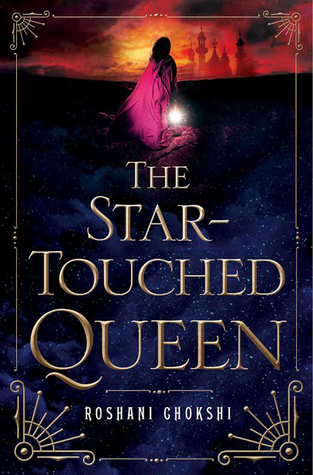 Star Touched Queen Cover