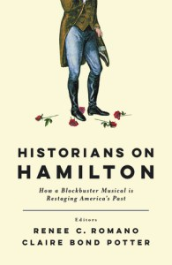 Cover of Historians on Hamilton Anthology
