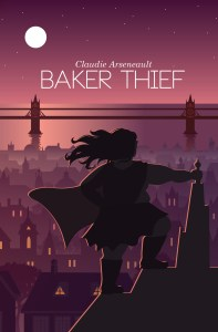 Baker Thief cover