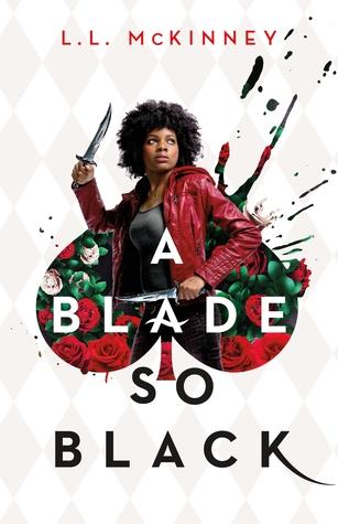 A Blade So Black Cover