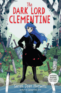 The Dark Lord Clementine Cover