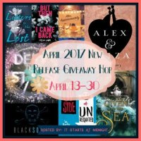 Book Giveaway Hop: April 2017 New Releases