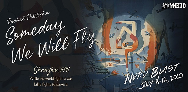 Book Blitz & Giveaway: Someday We Will Fly