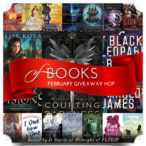 February 2019 Book Giveaway Hop