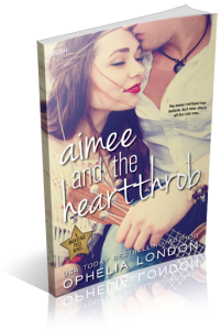 Review: Aimee and the Heartthrob by Ophelia London