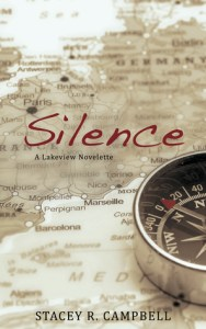 Book cover for Silence by Stacey R. Campbell