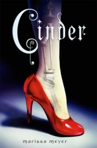 Audiobook Review: Cinder by Marissa Meyer
