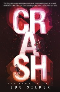 Review: Crash by Eve Silver (The Game #3)