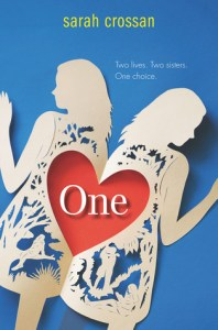 Book Review: One by Sarah Crossan
