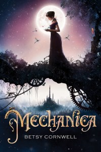 Book Review: Mechanica by Betsy Cornwell