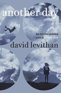 Book cover for Another Day by David Levithan.