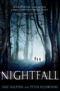 Book cover for Nightfall by Jake Haplern