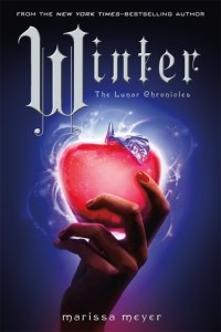 Book cover for Winter by Marissa Meyer