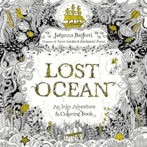 Review: Lost Ocean Colouring Book